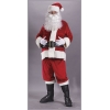 Santa Suit Rich Velvet Plus Size